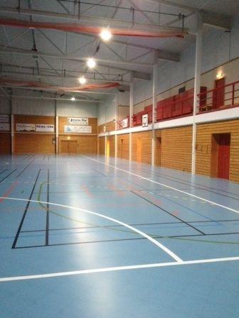 Foto fra Hamarøyhallen