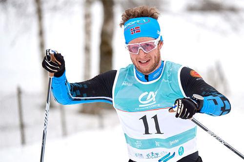 Petter Soleng Skinstad. Rauschendorfer/NordicFocus.