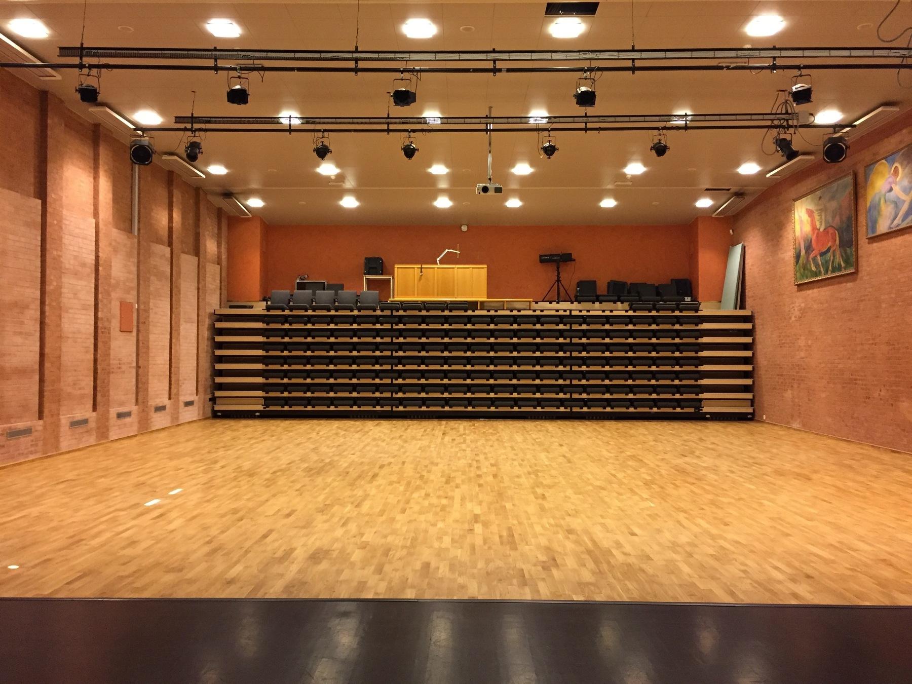 Kulturhus amfi inn