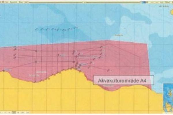 Akvakulturområde cermaq