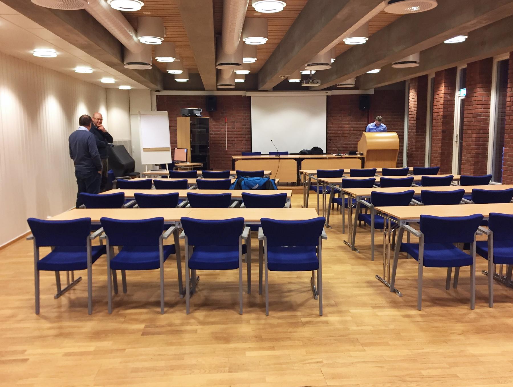 Kommunestyresalen konferanse