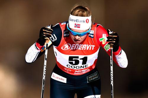 Hedda Østberg Amundsen. Foto: Thibaut/NordicFocus.