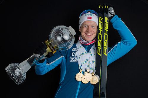 Johannes Thingnes Bø. Foto: Manzoni/NordicFocus.