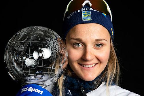 Stina Nilsson. Foto: Modica/NordicFocus.