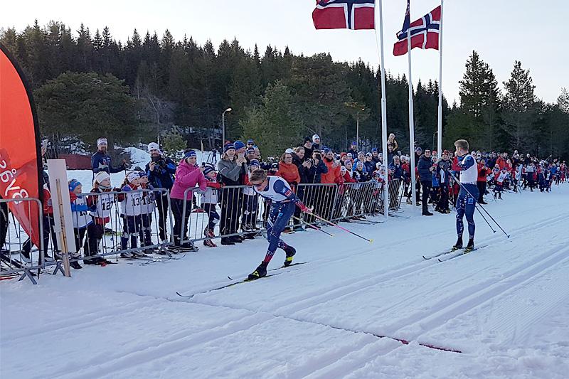 Klubbmesterskapet til Byåsen IL 2019. Foto: Torgeir Aune.