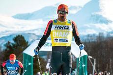 Andreas Nygaard. Foto: Magnus  Östh / Ski Classics.