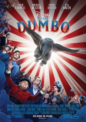 Dumbo plakat