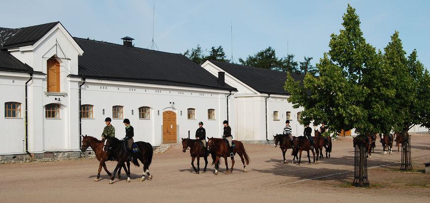 Strömsholm i Sverige.