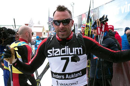 Anders Aukland. Foto: Manzoni/NordicFocus.
