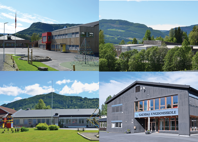 Gausdals skoler