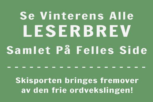 Leserbrev - Langrenn.com.
