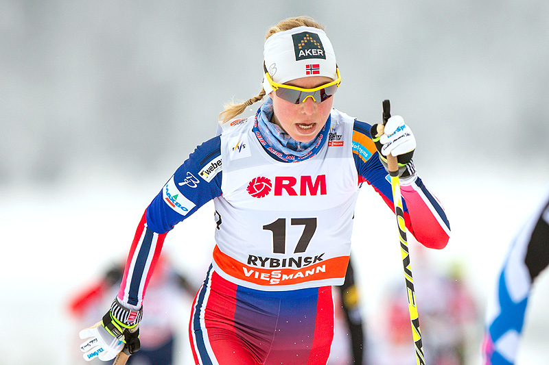 Kristin Størmer Steira. Foto: Laiho/NordicFocus.