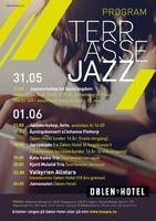 Program for årets TerrasseJazz