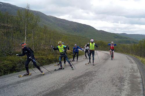 Fra en av NTG Tromsø sine samlinger i 2018. Foto: NTG Tromsø.