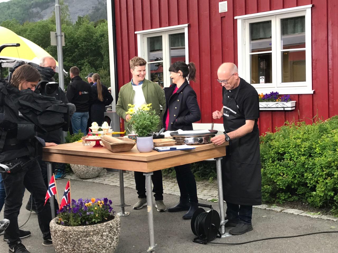 NRK og Tommy