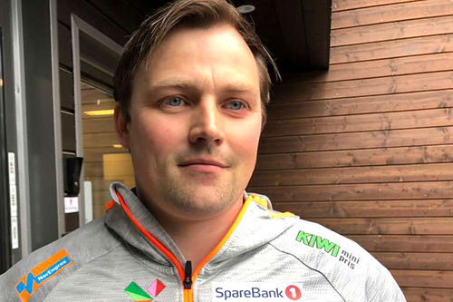 Torstein Drivenes. Foto: Norges Skiforbund.