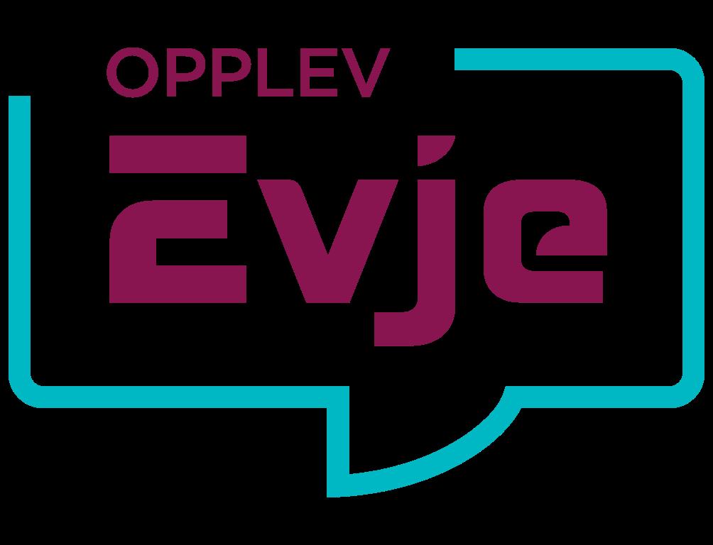 Logo for OpplevEvje