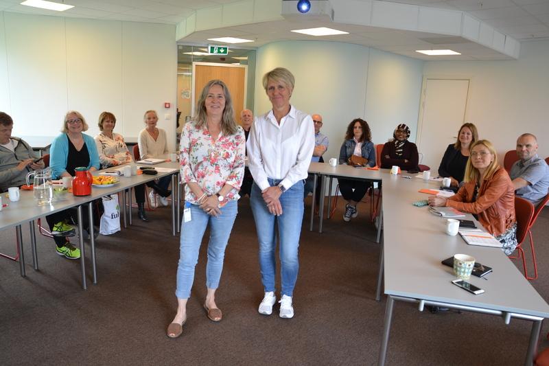 FUG-utvalget besøker Læringsmiljøsenteret