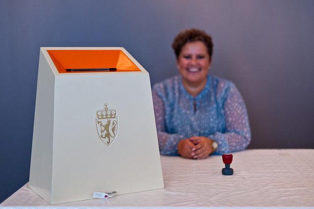valg stemme Foto