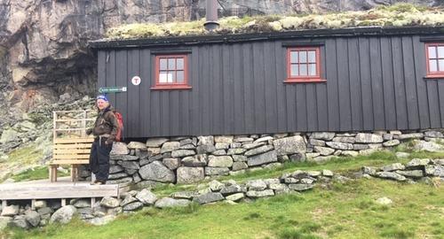 DNT hyttå, Håheller