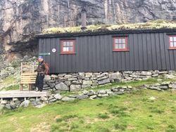 DNT hytta, Håheller