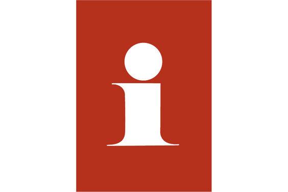 Logo til turistinformasjon