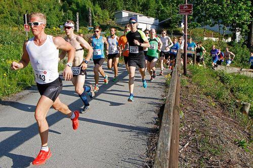Kanskje ser vi flere av disse solide løperne til start i Tour of Mjøsa. Foto: Jørgen Skaug.