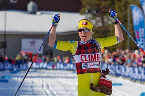 Astrid Øyre Slind. Foto: Nico Manzoni/NordicFocus.