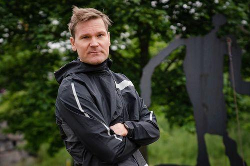 Øystein Pettersen. Foto: Swix.
