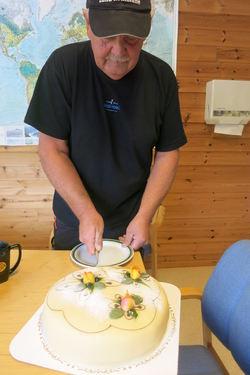 Martin 40 år i PNM