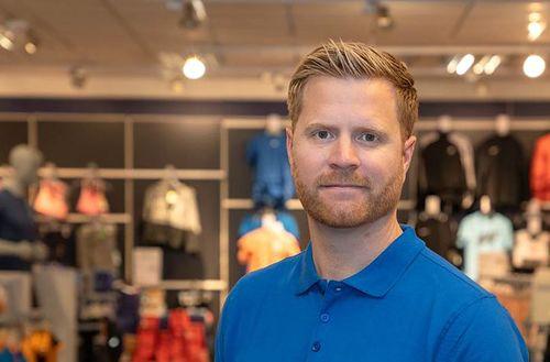 Administrerende direktør i Gresvig, Lars Kristian Lindberg. Foto: Gresvig.
