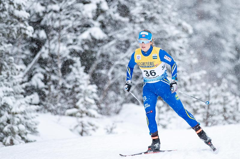 Marte Skaanes. Foto: Modica/Nordic Focus.
