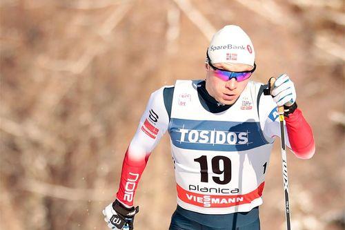 Fredrik Riseth. Foto: Modica/NordicFocus.
