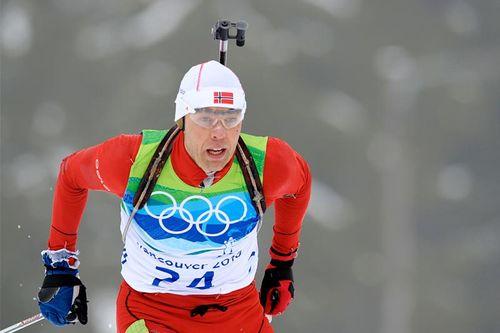 Halvard Hanevold under OL Vancouver 2010. Foto: NordicFocus.