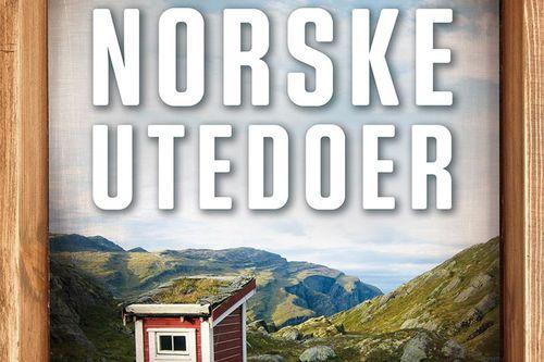 Norske utedoer, bok fra Thor Gotaas og Roar Vingelsgaard. Omslag: Gyldendal.