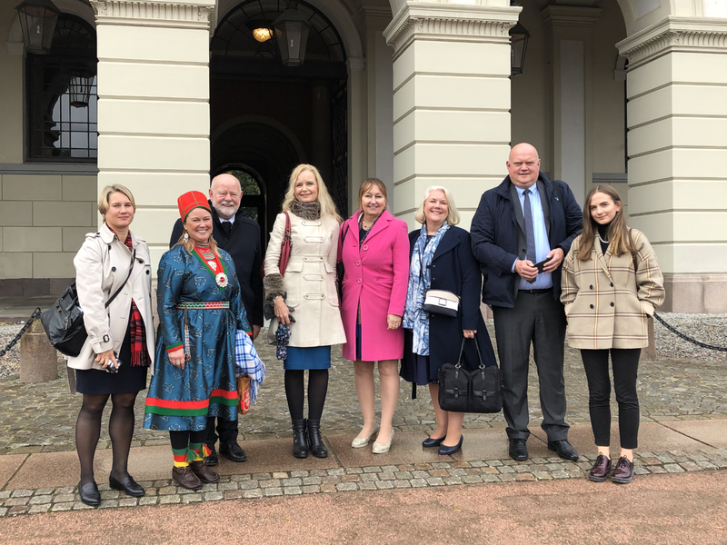 Juryen Dronning Sonjas Skolepris 2019