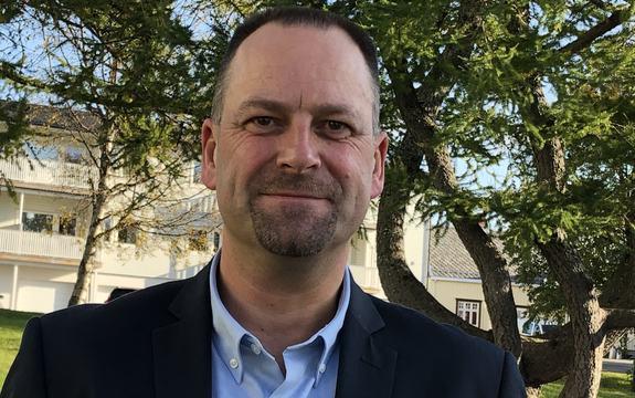 Varaordfører Ronny Borge