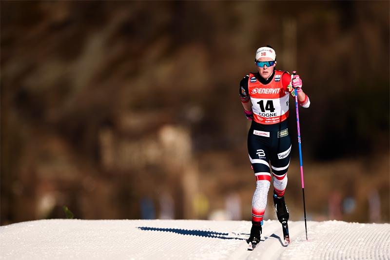 Anne Kjersti Kalvå. Foto: Thibaut/NordicFocus.