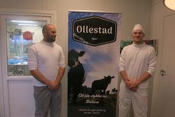 Kristian og Brynjar Ollestad