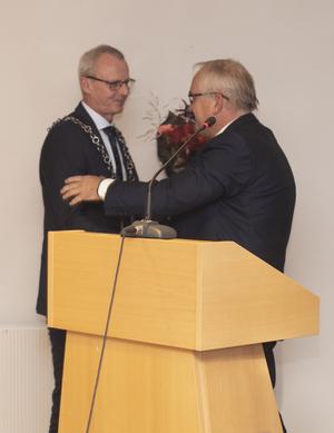 Bjørn Ropstad og Svein Arne Haugen
