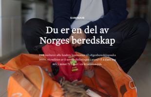 Norges beredskap