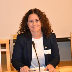 Elin Refsland på høring okt 2019