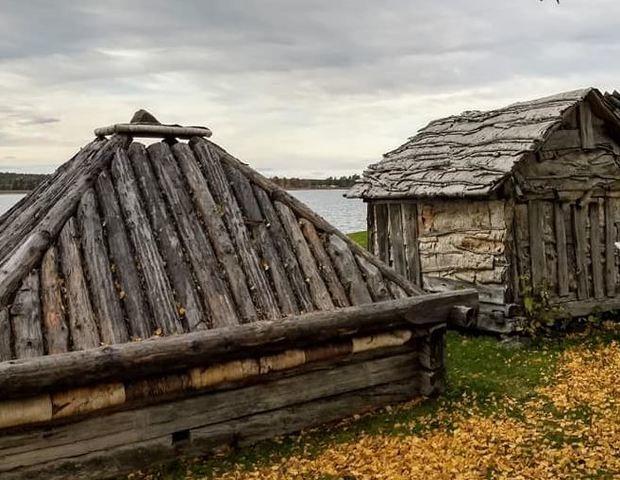 samiske bygninger
