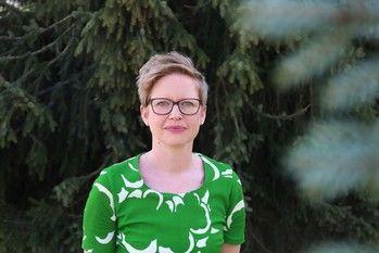 Ordfører Anette Musdalslien