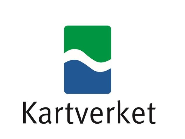 Logo for kartverket