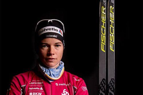 Nathalie von Siebenthal. Foto: NordicFocus.