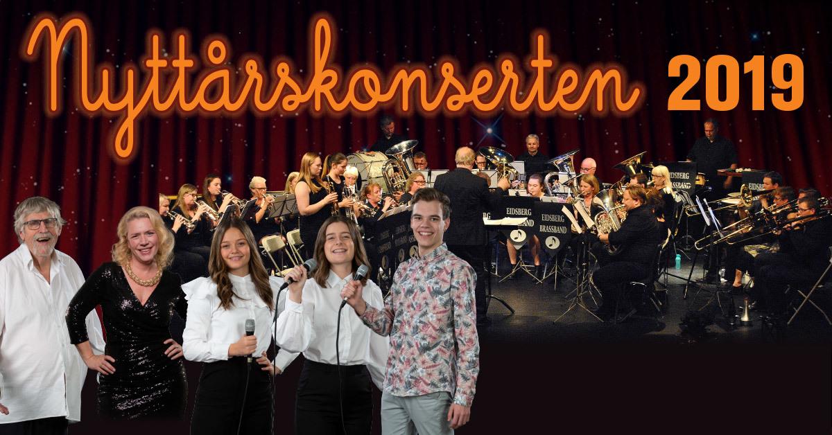 Nyttårskonserten 2019