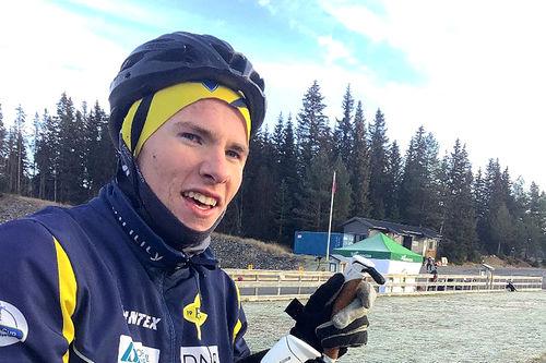 – Dragene kjøres på maks innsats. Foto: Kari Vikhagen Gjeitnes.