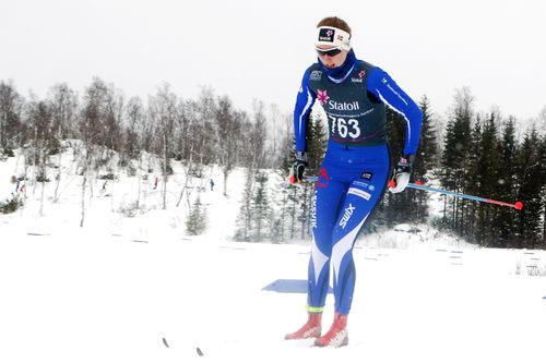 Julie Viktoria Berg. Foto: Erik Borg.