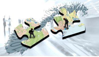 kommunereform - illustrasjonsbilde fra Kartverket